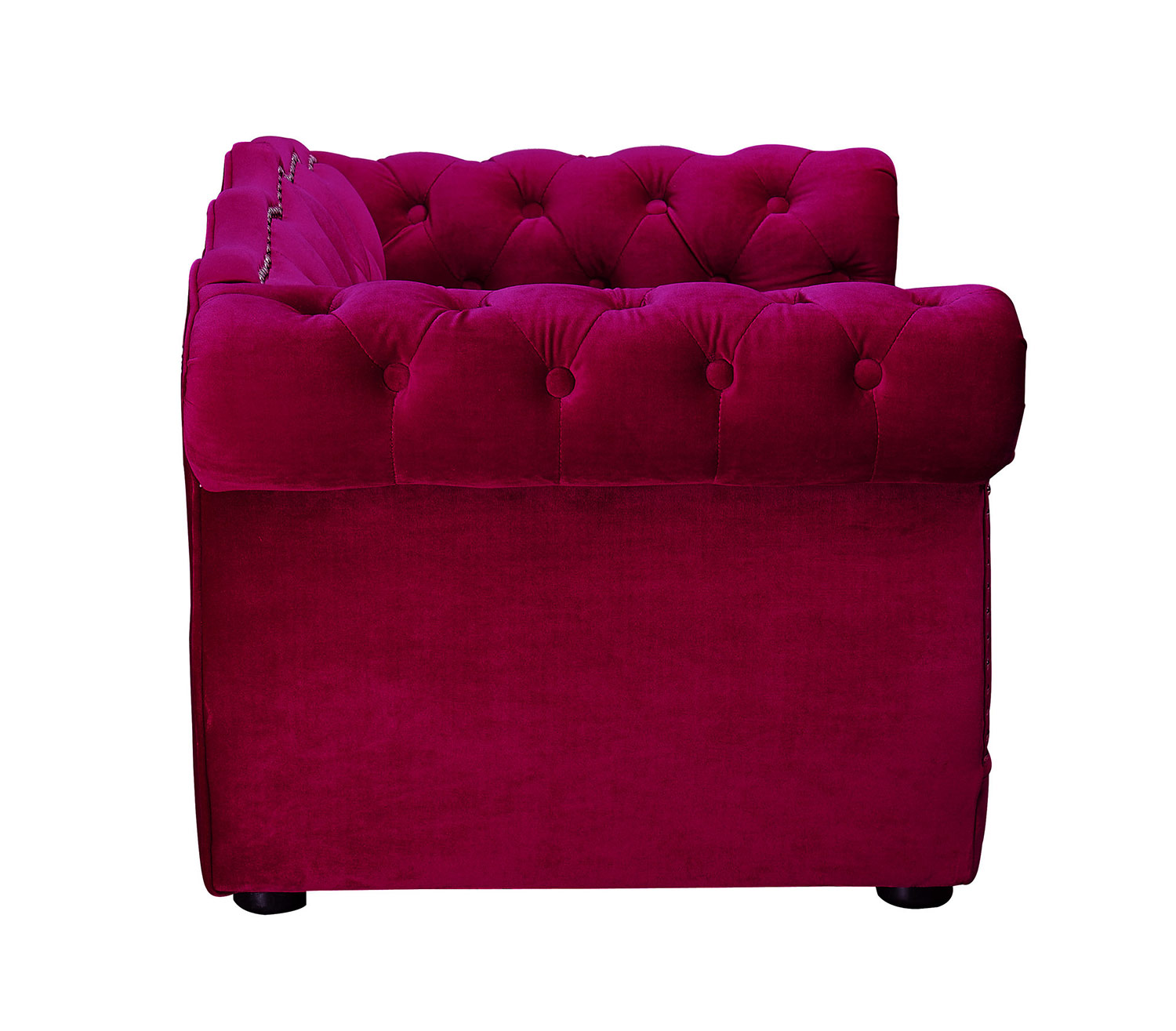 TOV Furniture Yorkshire Pet Bed - Pink
