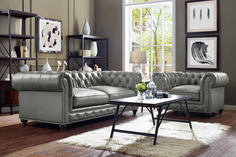 Tov furniture durango rustic grey living room set s98 c53 - Rustic living room furniture sets ...