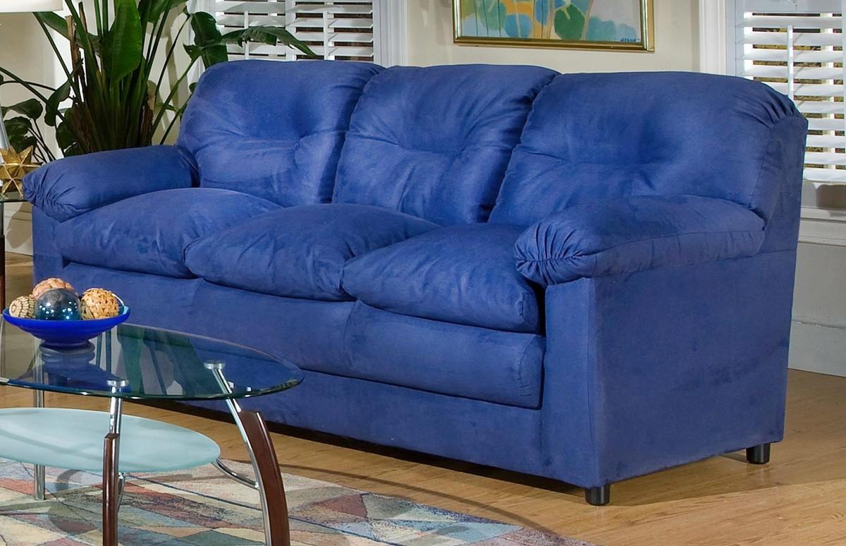Ordinaire Lisa Sofa   Cobalt Blue