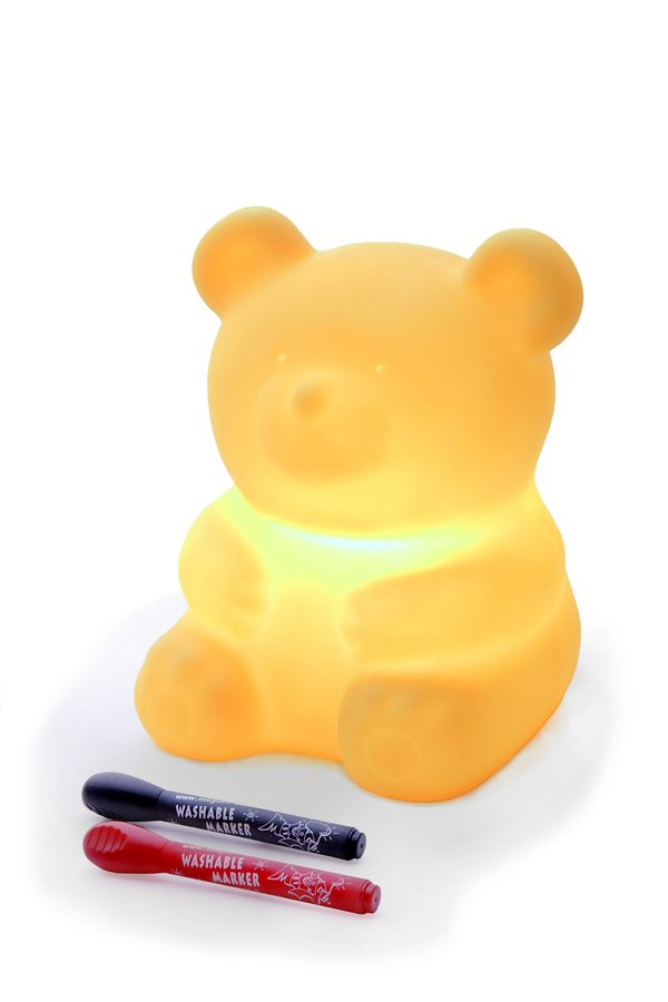 offi Terribear Jr Mypetlamp - Sunset Orange