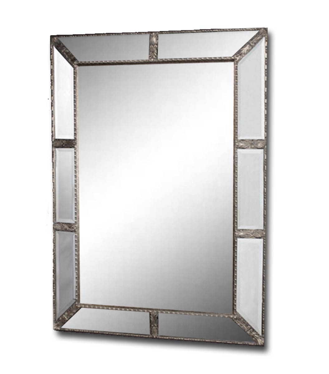 Ultimate Accents Marbella Mirrored Mirror 10103mi At