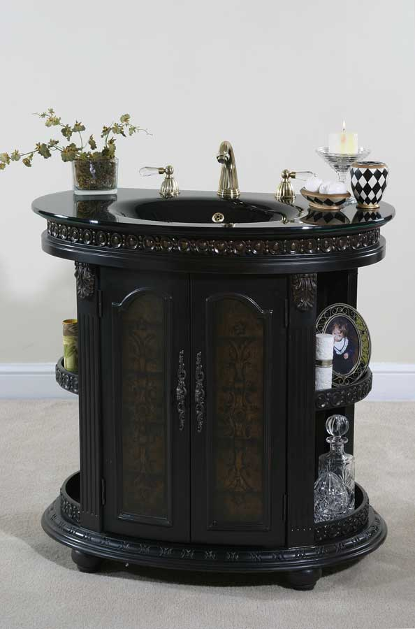 Ultimate Accents 35in Emerson Vanity