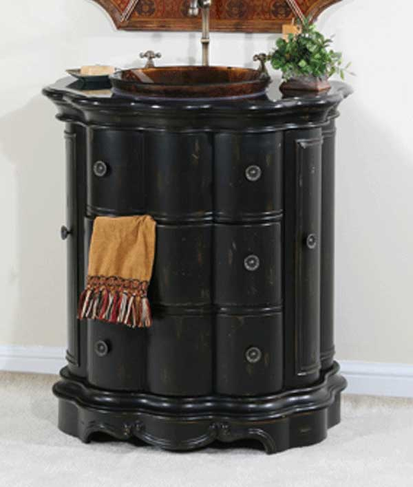 Ultimate Accents Seville Vanity