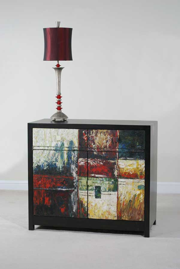 Superb Ultimate Accents CR Contempo Mr Chow Credenza Product Photo