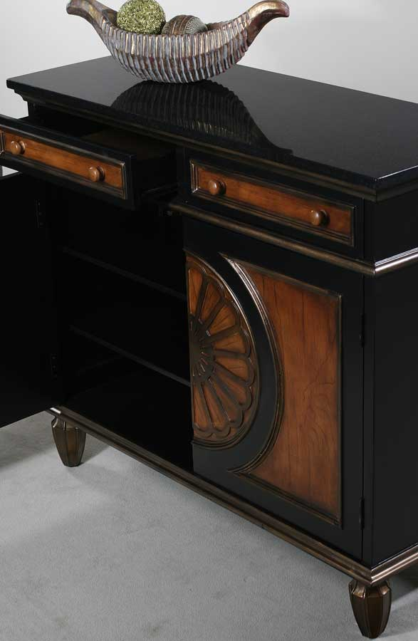 Ultimate Accents Wexford Granite-Top Credenza