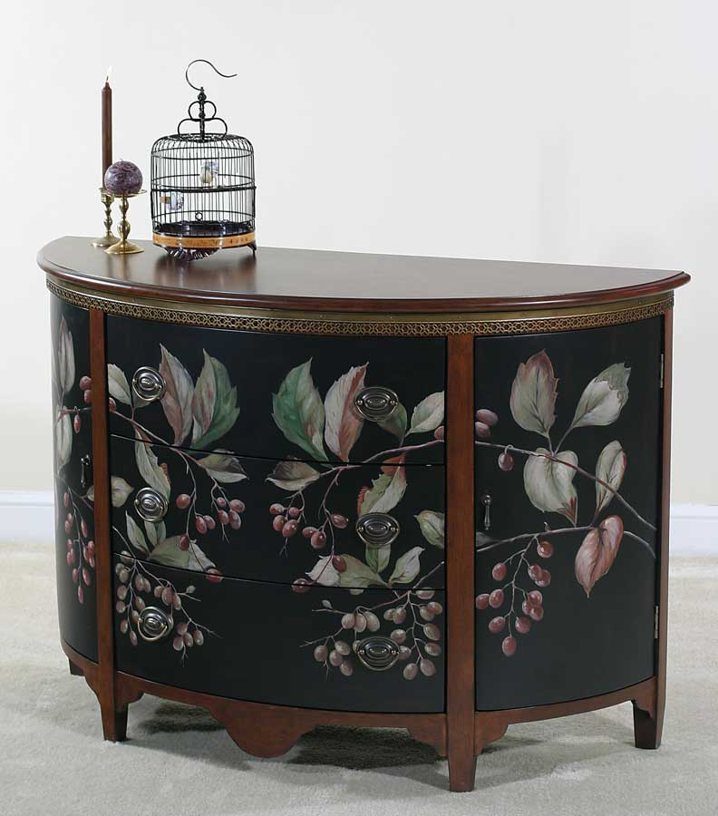 Cheap Ultimate Accents Myriad English Country Demi Lune