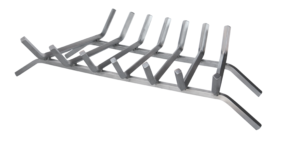 UniFlame 30 Inch Stainless Steel Bar Grate - Uniflame