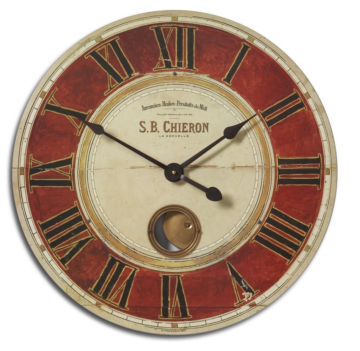 Uttermost S.B. Chieron 23 Wall Clock