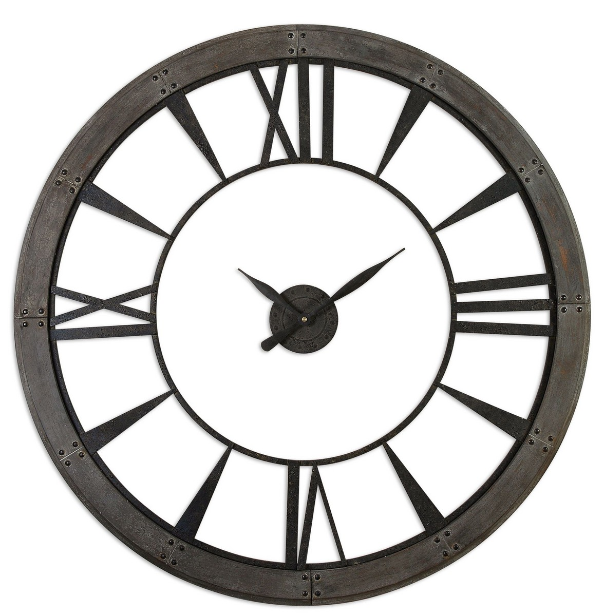 Uttermost Ronan Wall Clock Large