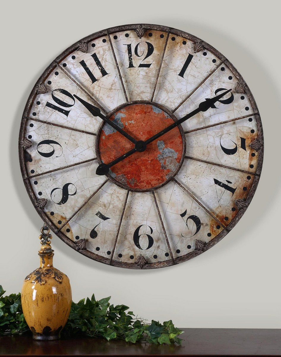 Uttermost Ellsworth 29 Wall Clock