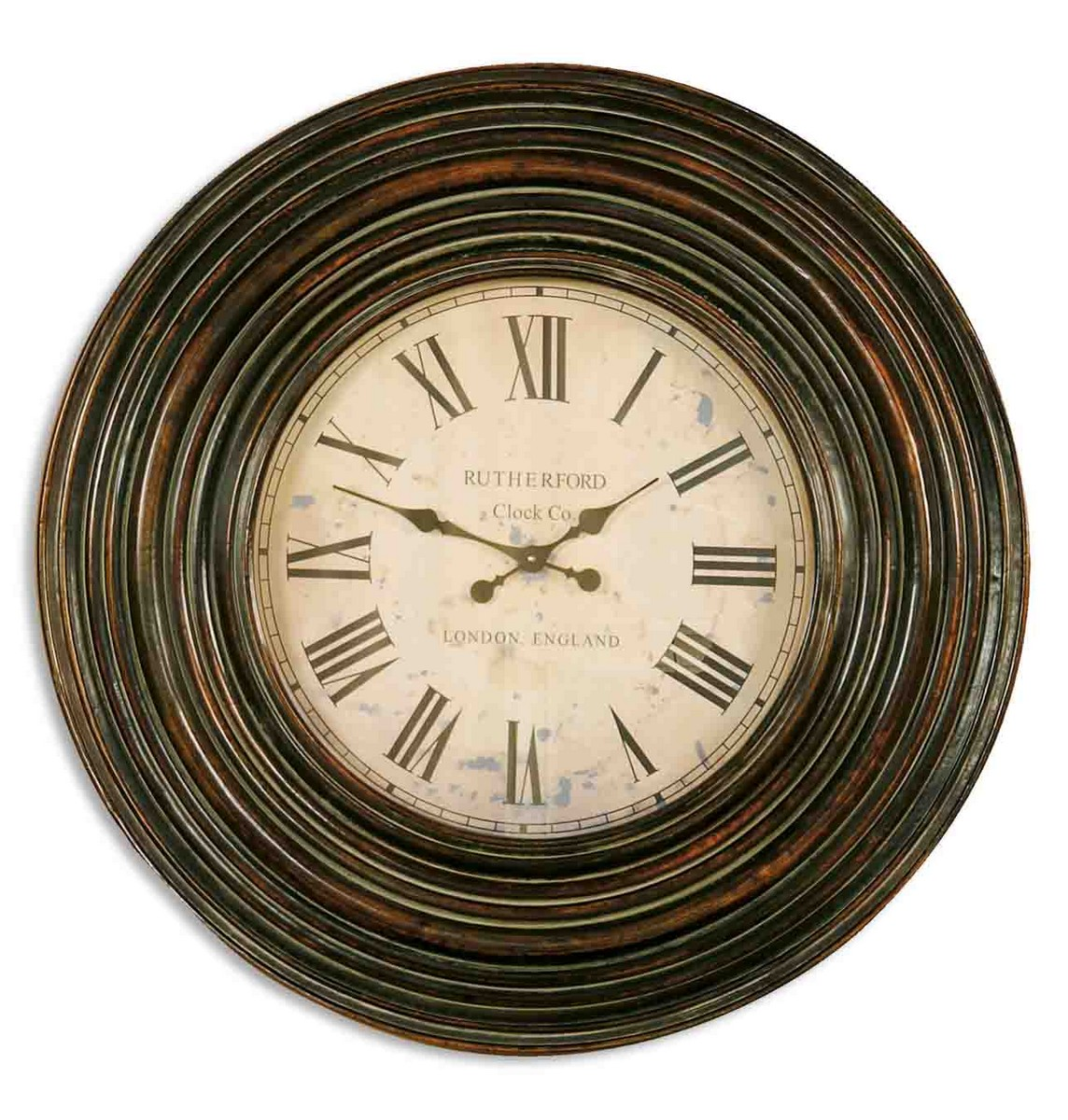 Uttermost Trudy 38 Wooden Wall Clock