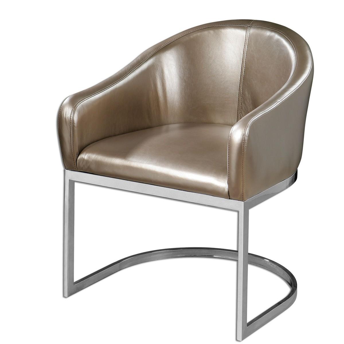 Uttermost Marah Modern Accent Chair