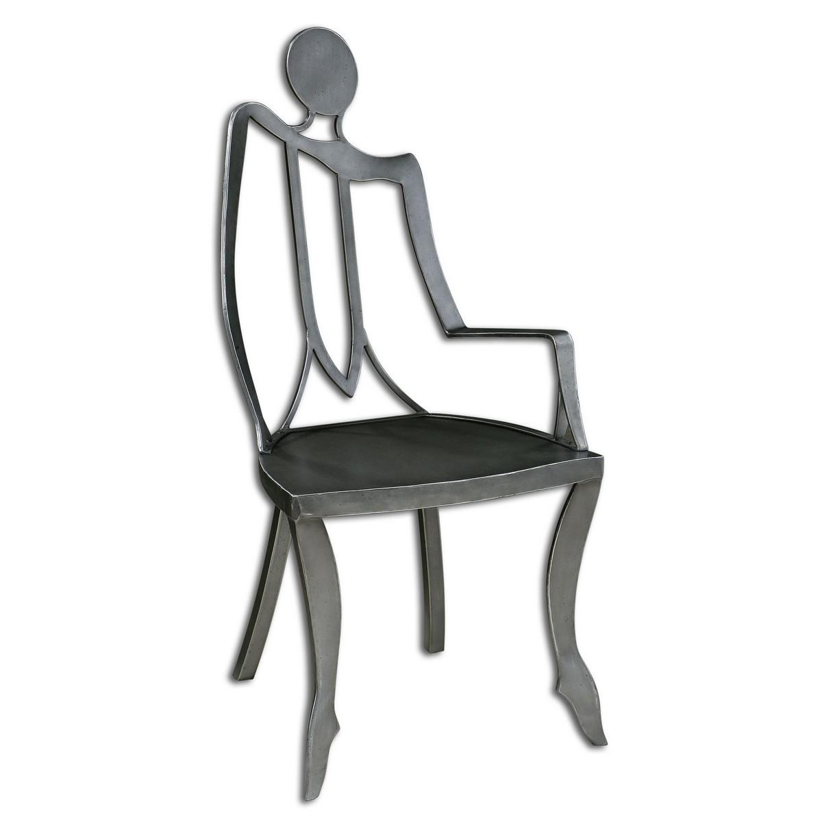 Uttermost Lena Left Accent Chair