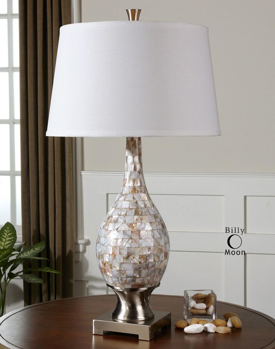 Uttermost Madre Mosaic Tile Lamp