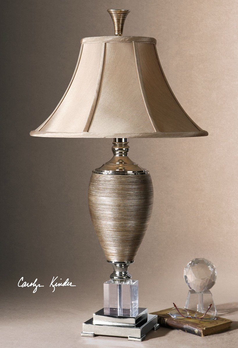 Uttermost Abriella Gold Table Lamp