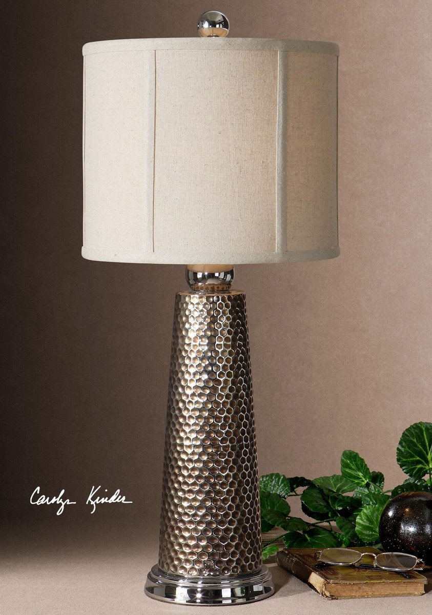 Uttermost Nenana Golden Bronze Buffet Lamp