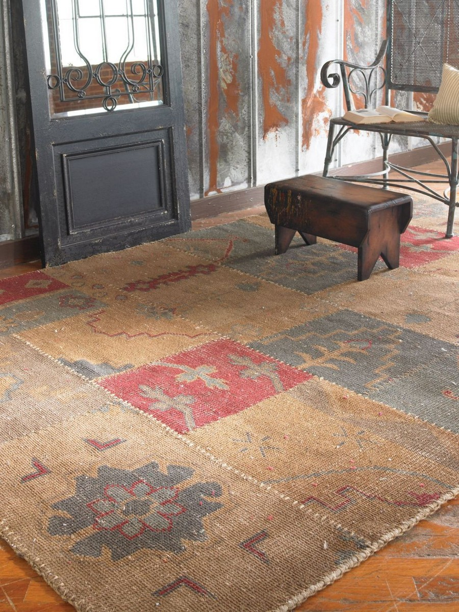 Uttermost Anadolu 8 X 10 Weathered Rug
