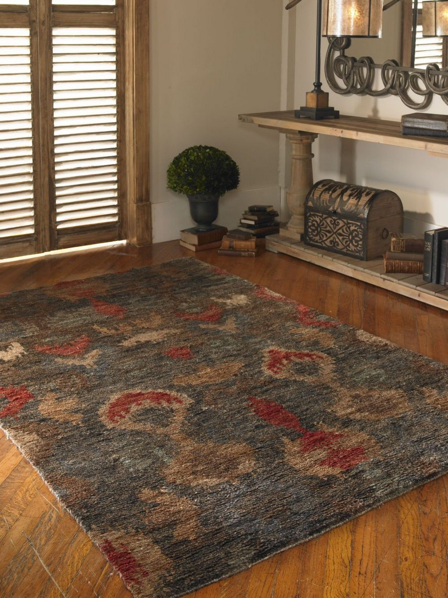 Uttermost Hand Knotted Bali 8 X 10 Rug