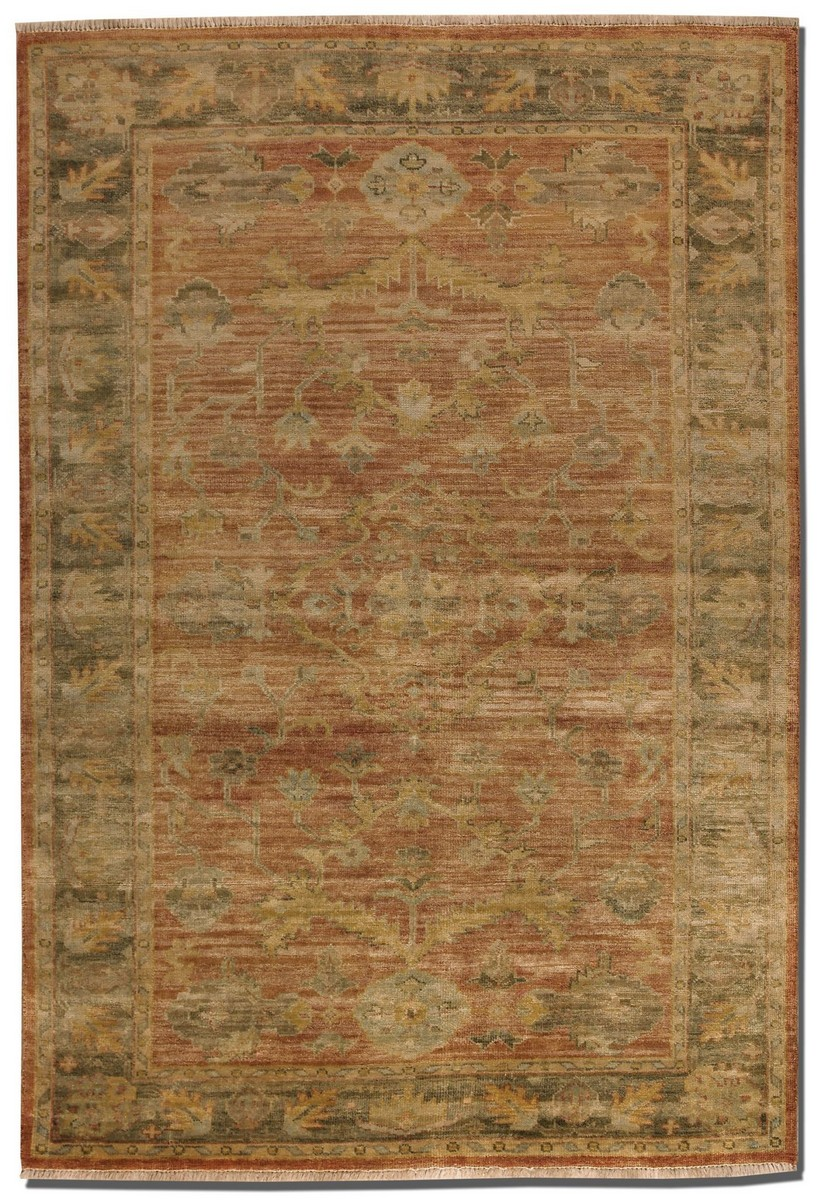 Uttermost Eleonora 9 X 12 Hand Knotted Rug