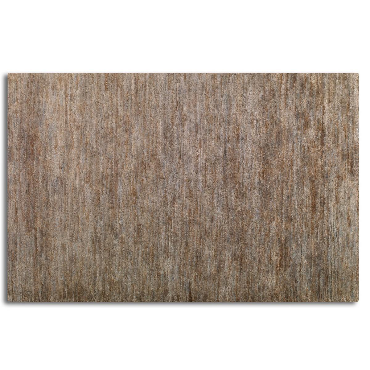 Uttermost Mounia 6 X 9 Rug - Rust Blue