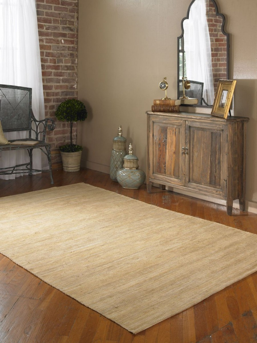 Uttermost Aruba 9 X 12 Rug - Wheat