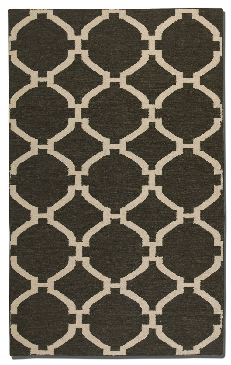Uttermost Bermuda 8 X 10 Rug - Charcoal