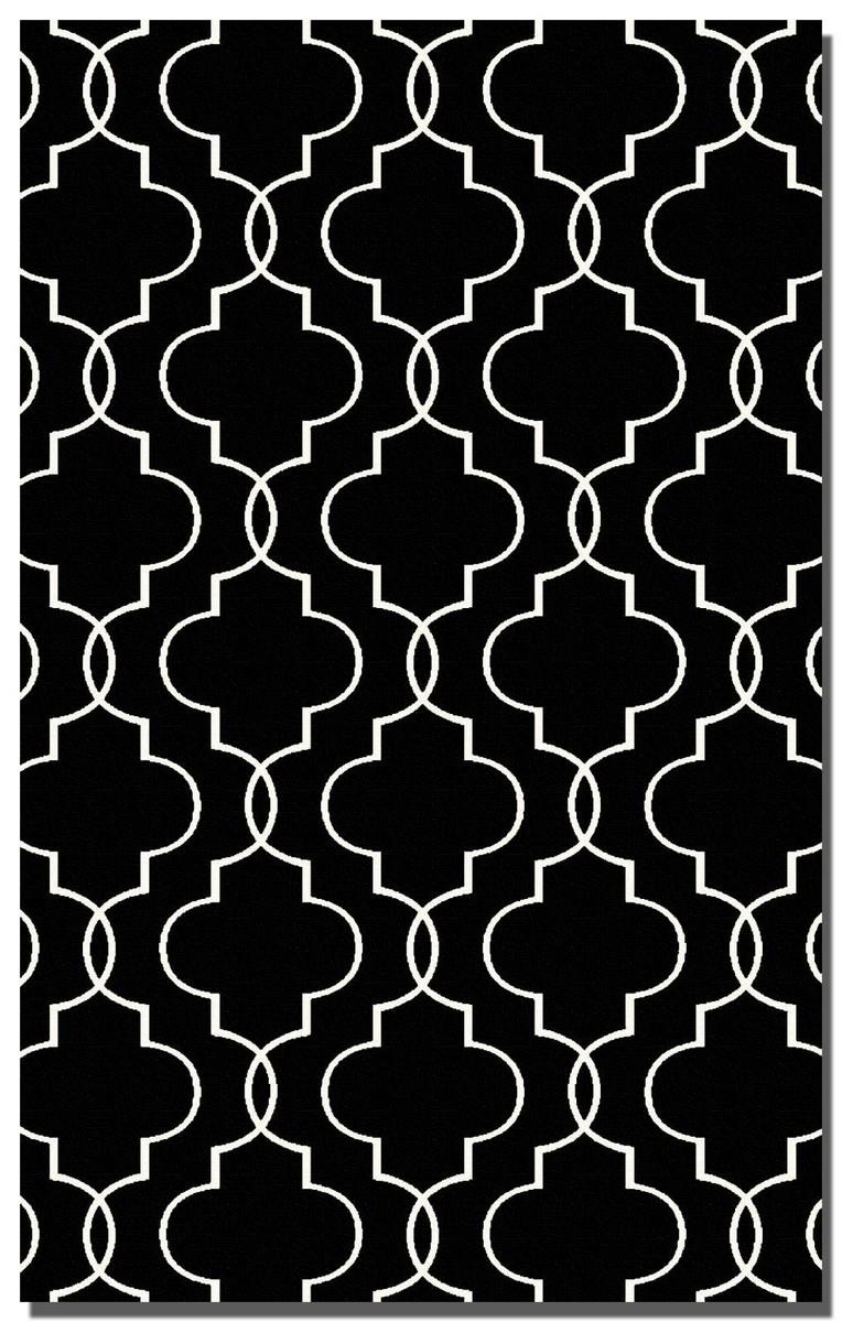 Uttermost Devonshire 9 X 12 Rug - Black