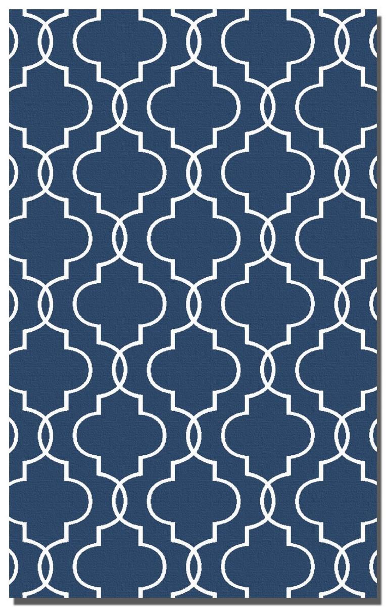 Uttermost Devonshire 8 X 10 Rug - Blue