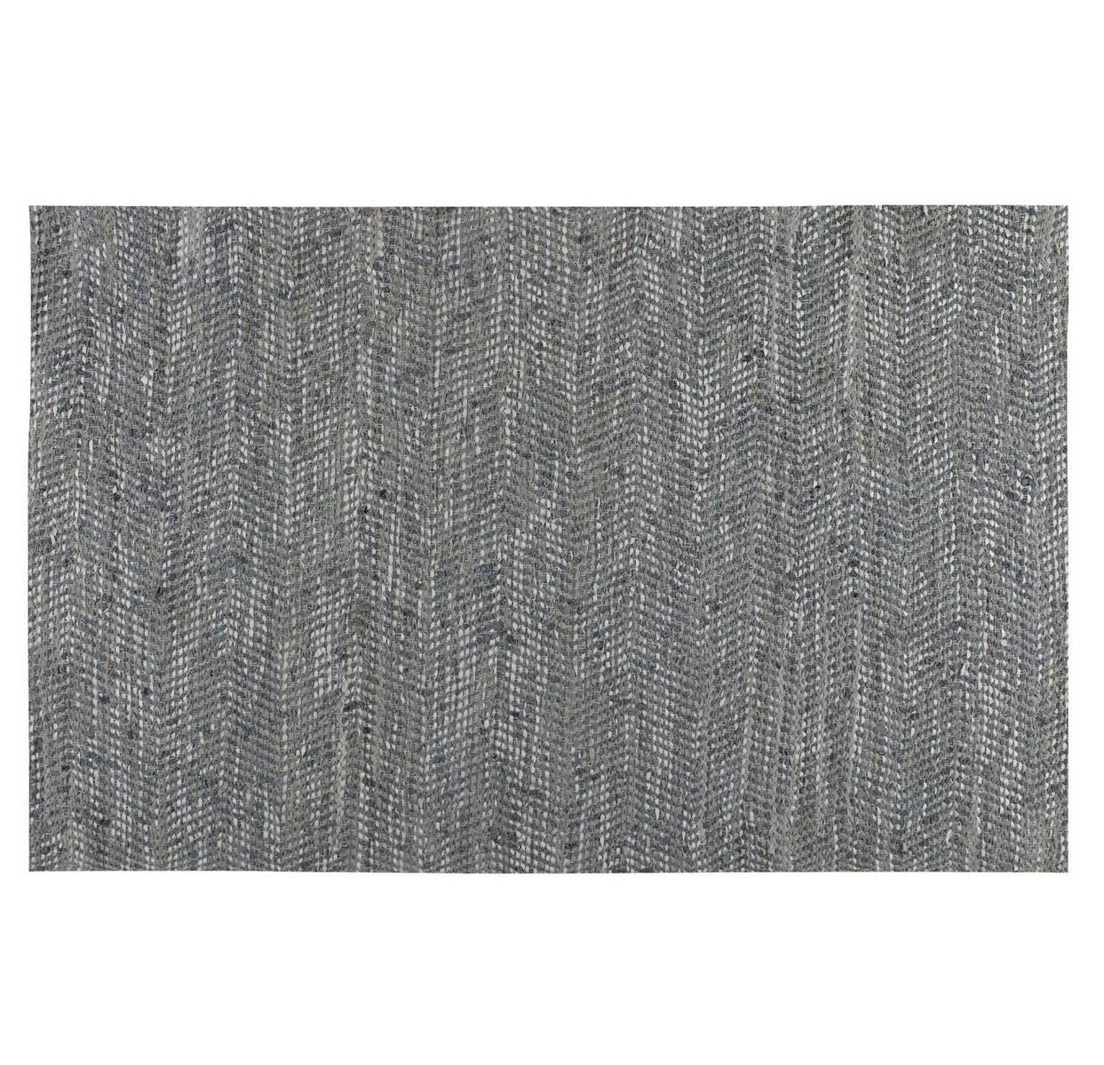 Uttermost Branson 9 X 12 Woven Rug - Gray Blue