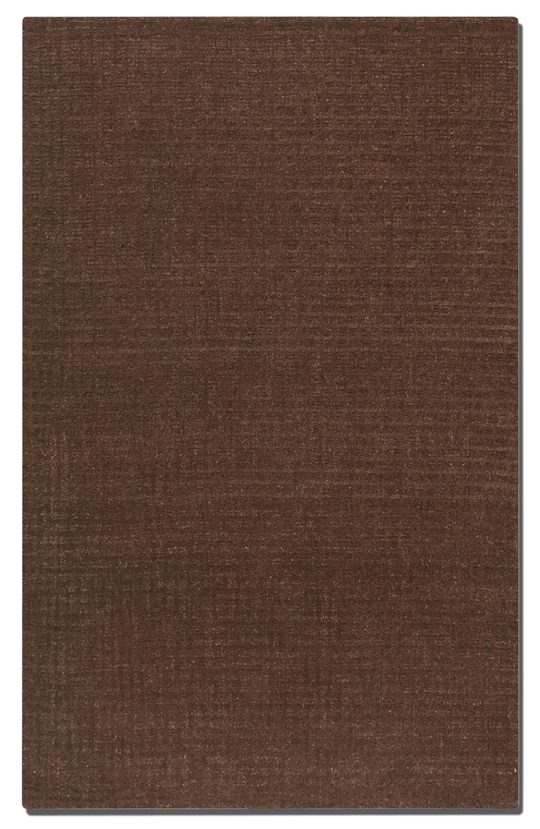 Uttermost Barton 5 X 8 Rug - Chocolate