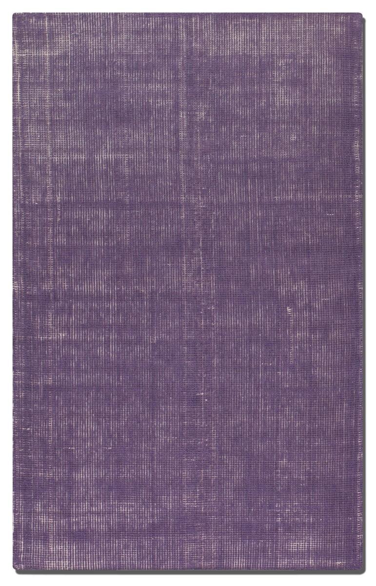 Uttermost Zell 5 X 8 Rug - Purple