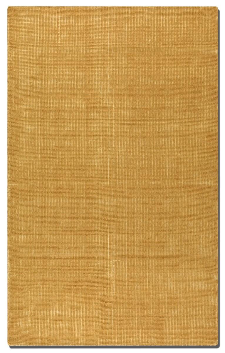 Uttermost Zell 8 X 10 Rug - Goldenrod
