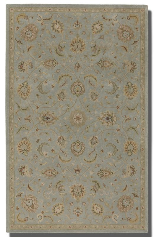 Uttermost Torrente 8 X 10 Rug - Powder Blue