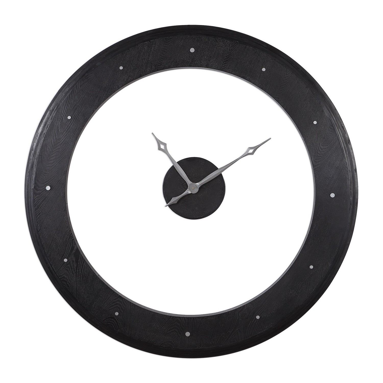Uttermost Ramon Wooden Wall Clock