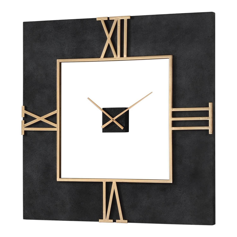 Uttermost Mudita Square Wall Clock