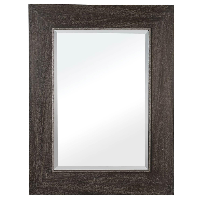 Cainan Mirror - Dark Walnut