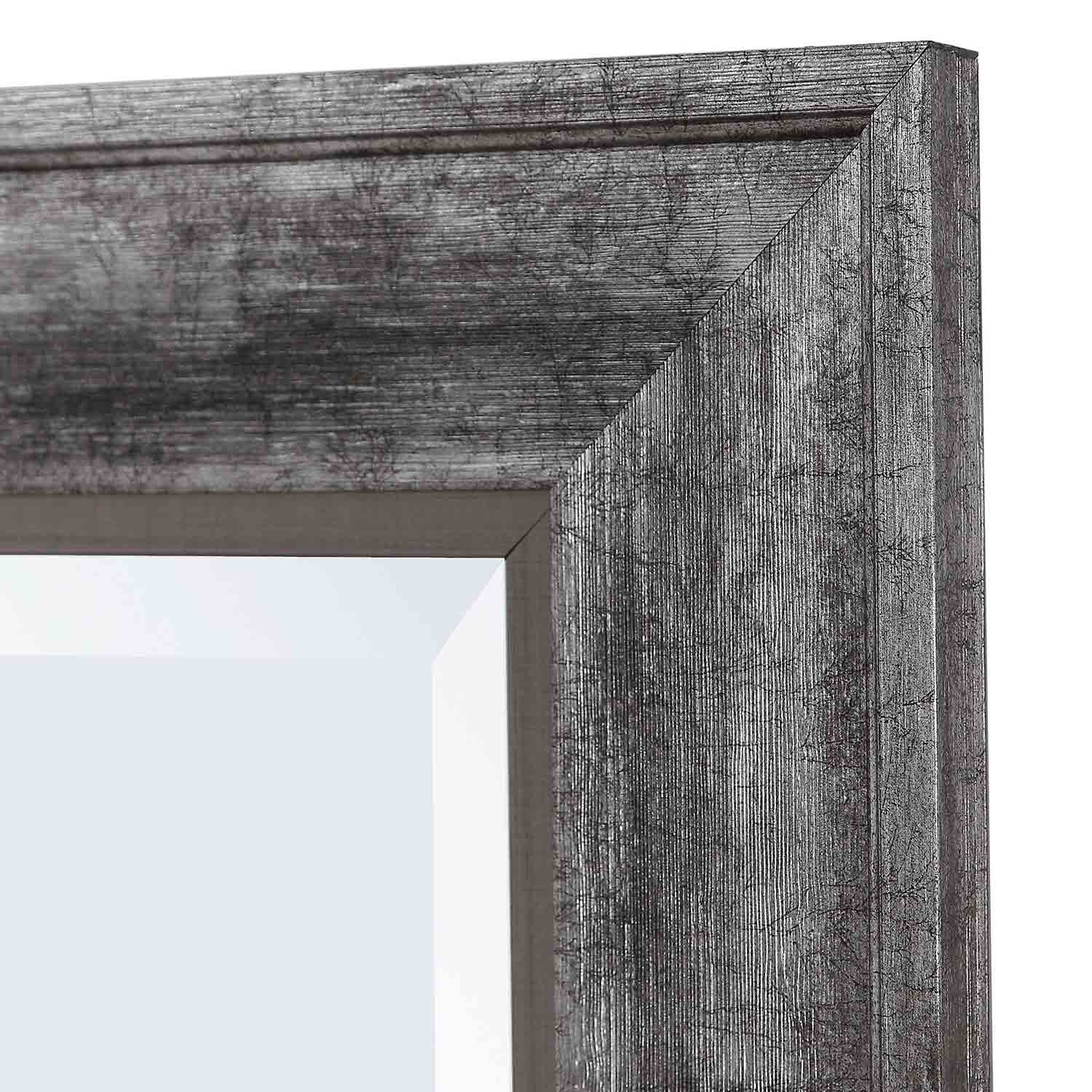Uttermost Affton Mirror - Burnished Silver