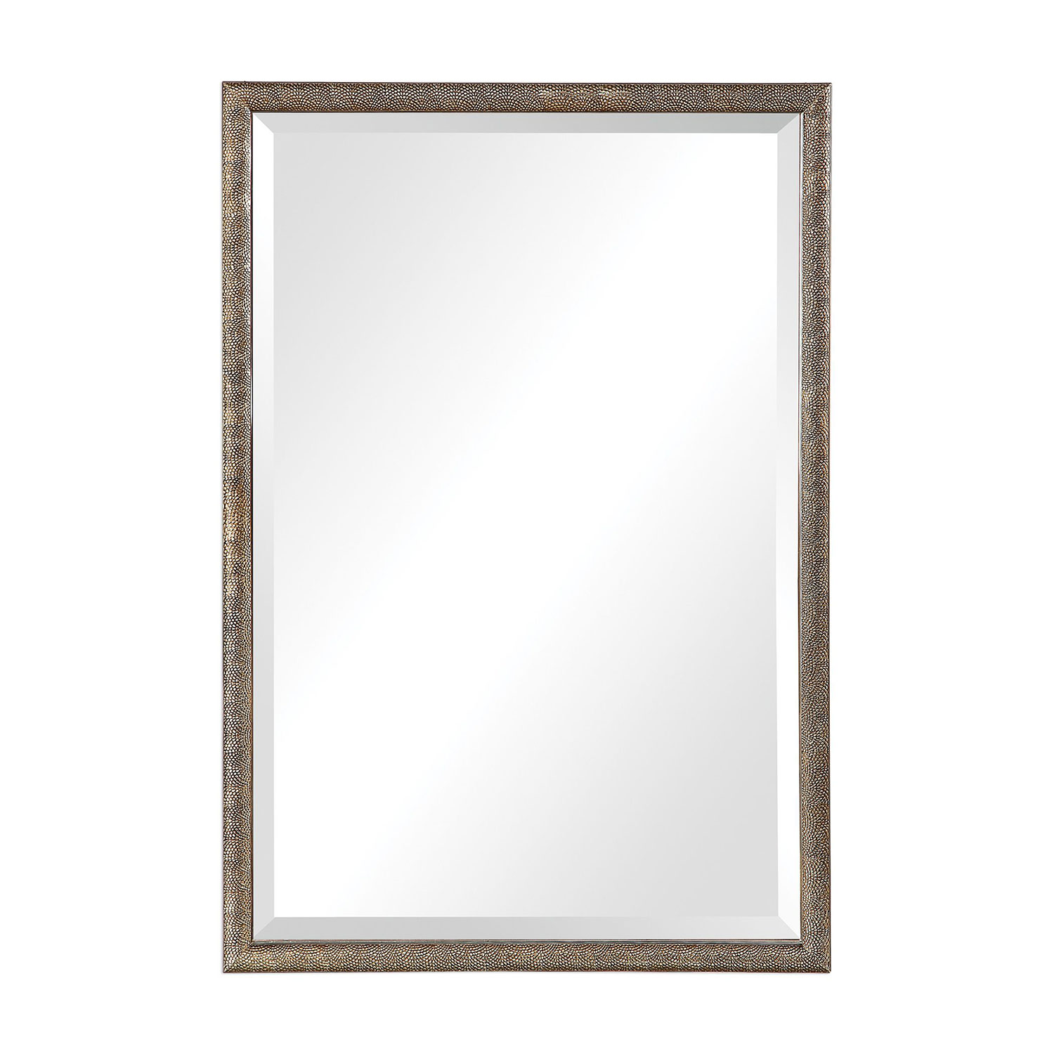 Uttermost Barree Mirror - Antiqued Champagne