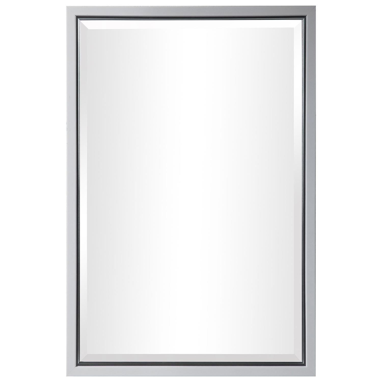 Barnaby Vanity Mirror - White
