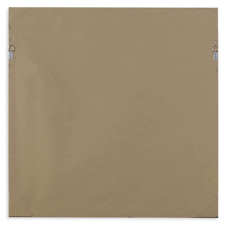 Uttermost Alexo Square Mirror - Gold