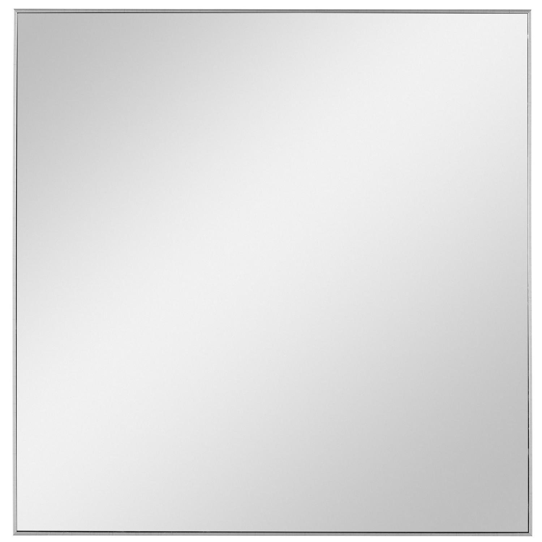 Uttermost Alexo Square Mirror - Silver