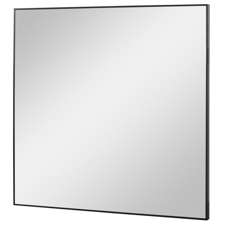 Uttermost Alexo Square Mirror - Black