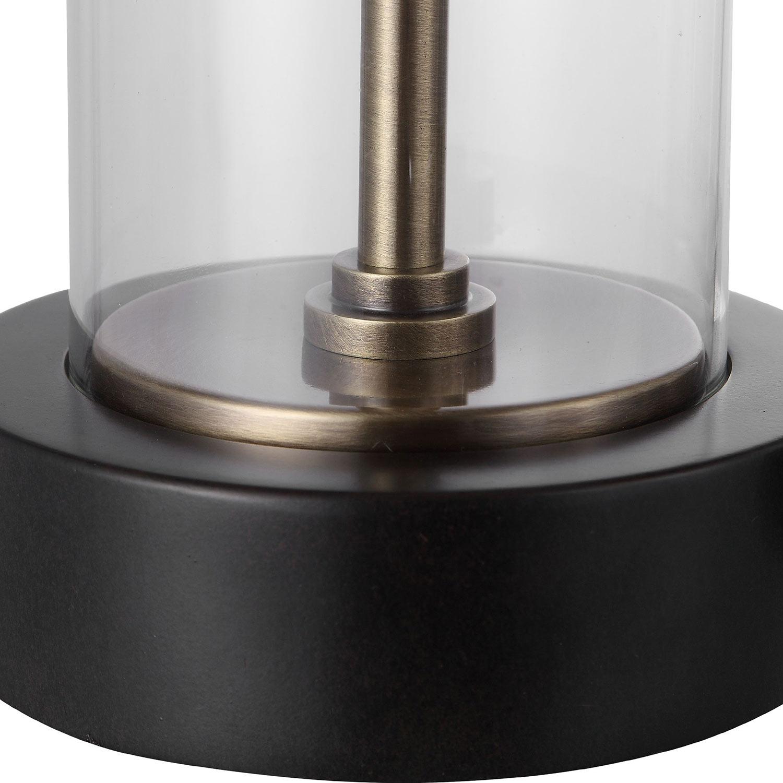 Uttermost Charvi Glass Candleholders - Set of 2