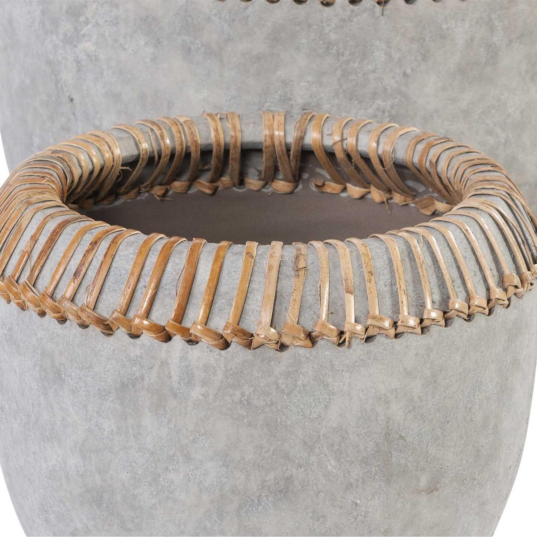 Uttermost Aponi Concrete Ray Bowls - Set of 2
