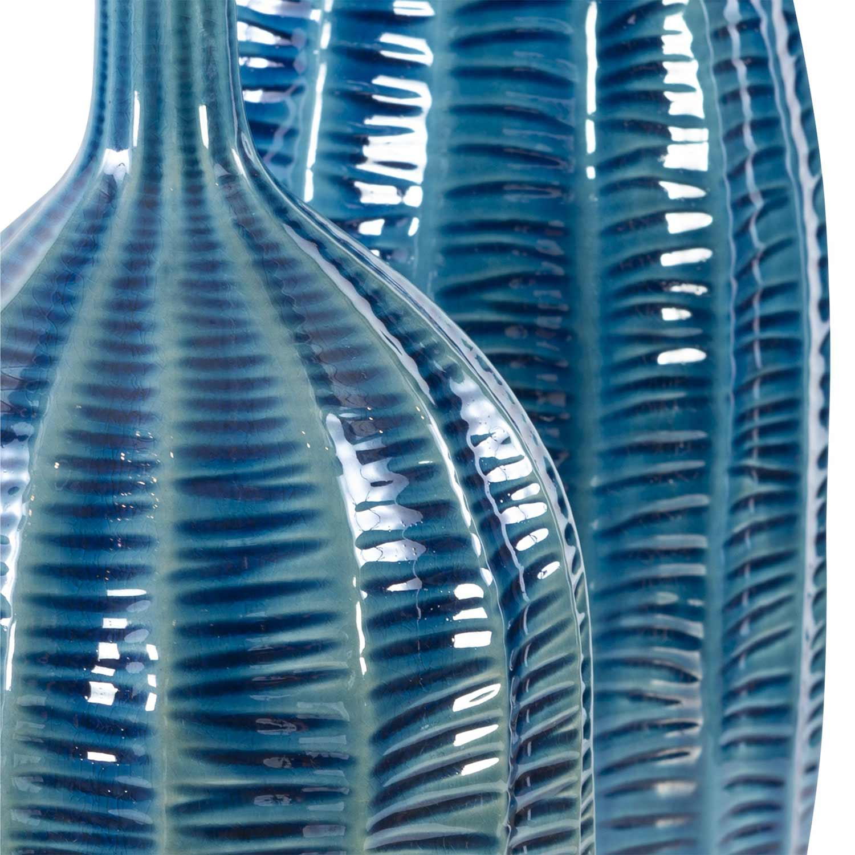 Uttermost Bixby Vases - Set of 2 - Blue
