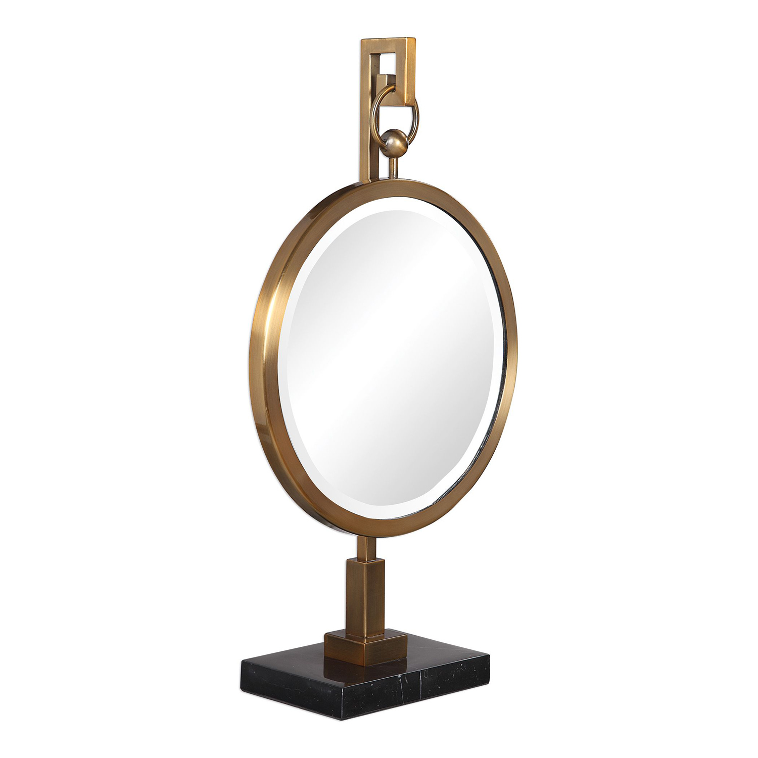 Uttermost Nori Tabletop Mirror - Bronze