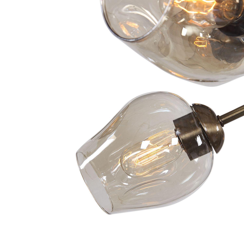 Uttermost Chet 12 Light Sputnik Chandelier