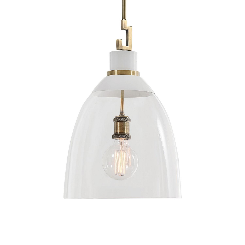 Uttermost Evangeline Modern 1 Light Pendant