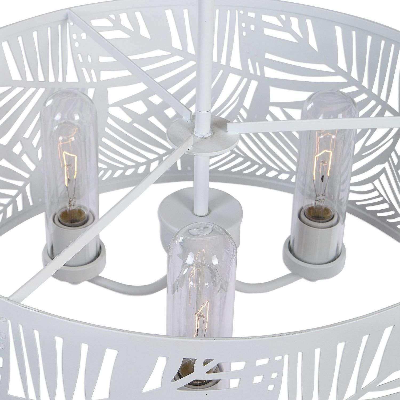 Uttermost Palmier 3 Light Outdoor Pendant
