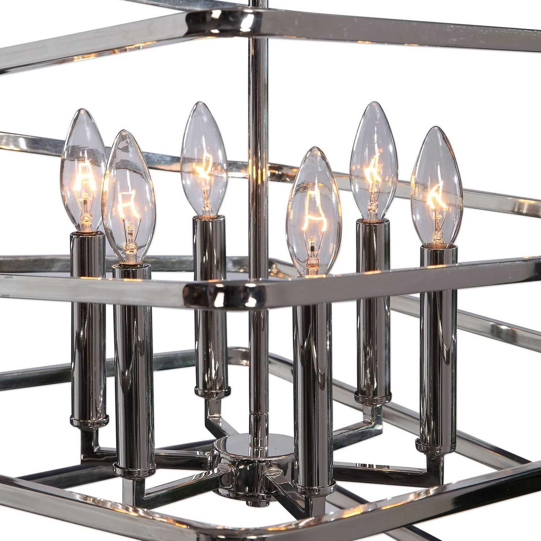 Uttermost Coillir 6 Light Modern Pendant